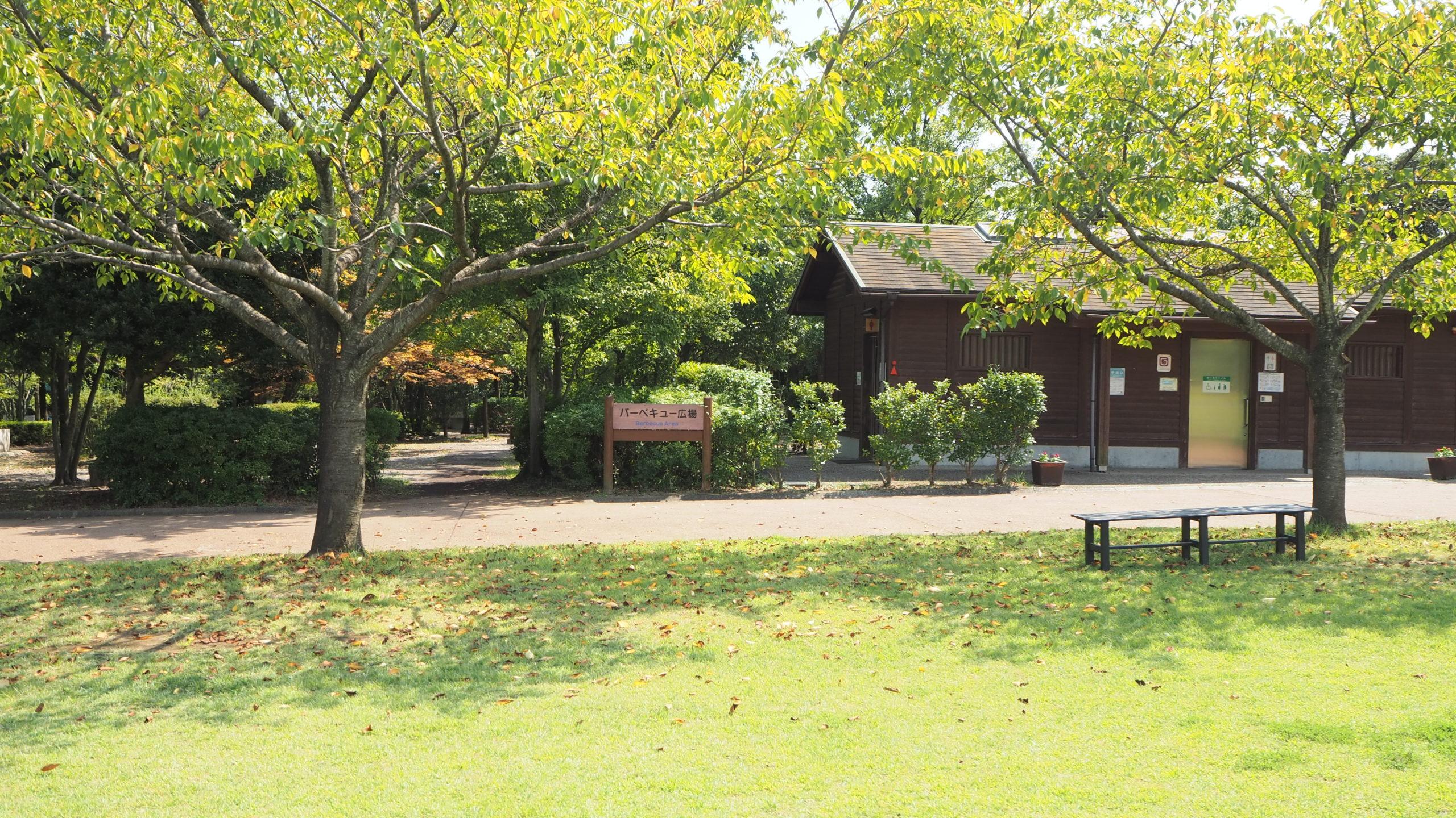 バーベキュー広場 観音山ファミリーパーク