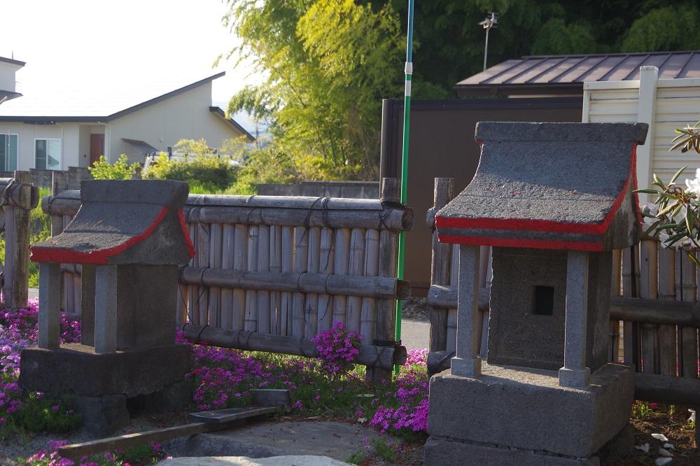 今宮八幡宮 石造物 記念碑
