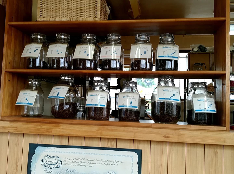 珈琲市場 コーヒー豆
