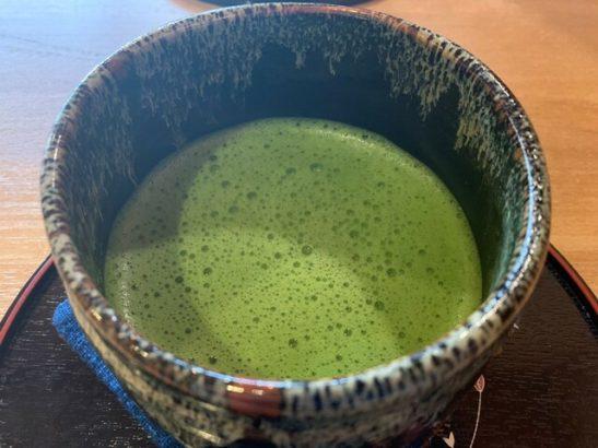 ドリンクの抹茶 茶フェ ちゃきち 富岡市
