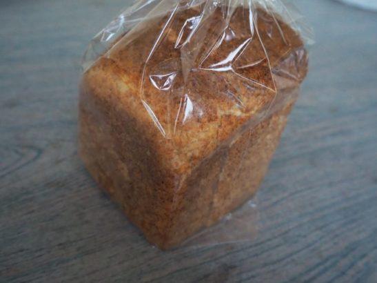 包装されたライ麦食パン 夢添加パンまる 高崎 パン屋