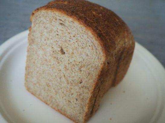 ライ麦食パン 夢添加パンまる 高崎 パン屋