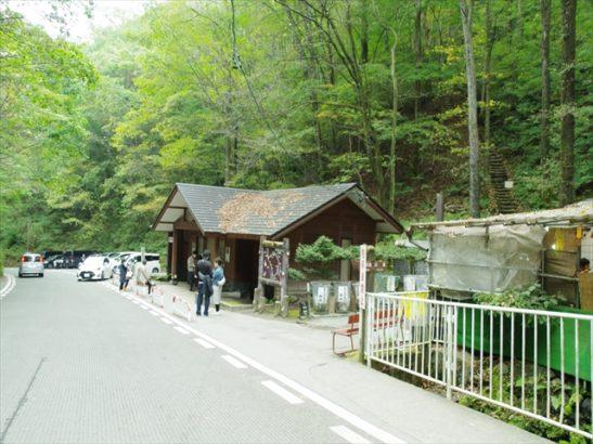 白糸の滝長野県軽井沢 景勝地 パワースポット