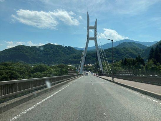 吊り橋 MIDORI SOW みなかみ町 キャンプファイヤー