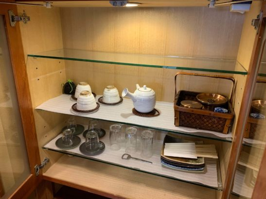 香雲館茶器