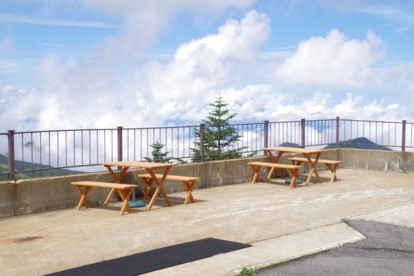 テーブル 横手山 2307満天ビューテラス