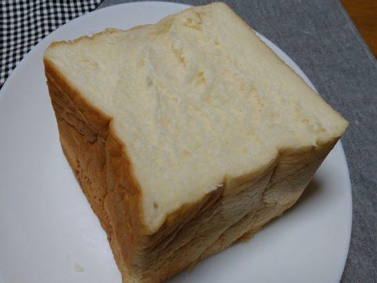 香る生食パン断面 カドリーカフェ 高崎