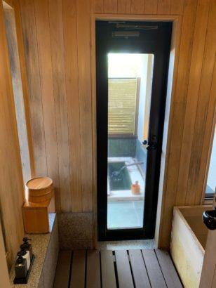香雲館内風呂