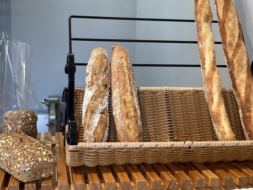 ブランジュリーももパン 高崎