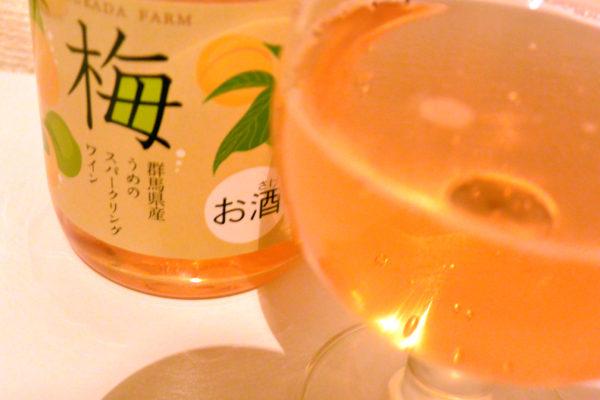 ワインの注いだところ 塚田農園 ミヤマワイン 中之条