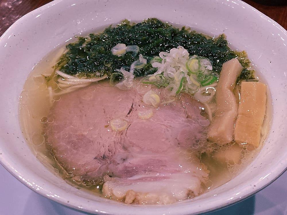 地鶏らーめん翔鶴 ラーメン 高崎市 前橋市