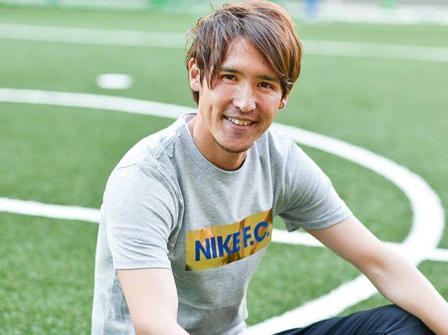細貝萌 プロサッカー選手