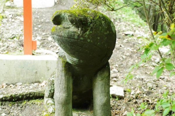 安中市松井田町 熊野神社 群馬と長野の県境 パワースポット