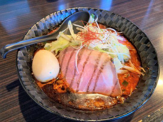 前橋市 ラーメン 麺屋燦鶴 前橋タンメン