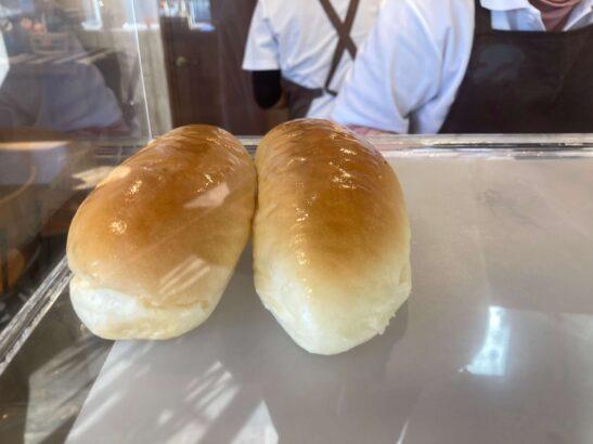 高崎市 パン工房リヨンつむぎ 付け食コッペパン