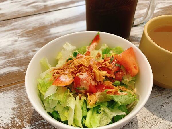 太田市 CITY POP CAFE シティポップカフェ オムライス
