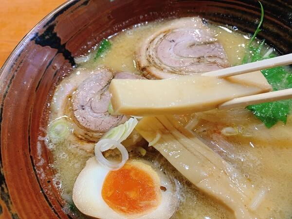 太田市 爆じゅう餃子 餃点 味噌ラーメン