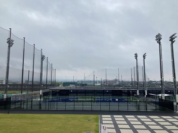 高崎市 ぜんぶうまいぞう 浜川運動公園 清水善造 メモリアルテニスコート