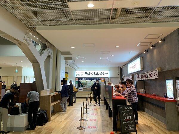 新潟県新潟市 名物万代そば バスセンターのカレー 万代シテイバスセンタービル 秘密のケンミンショー