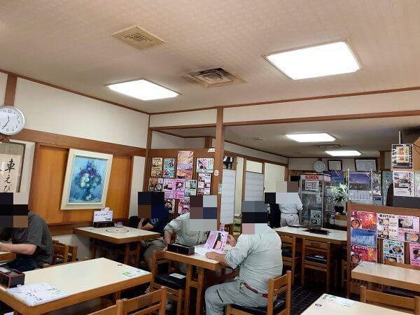 埼玉県熊谷市 そば処木村屋 メニュー ツタンカレー麺 激辛マグマつけ麺 天せいろ 星川うどん
