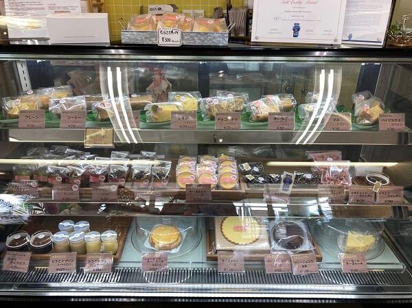 群馬県藤岡市中大塚 OHANA Cake's オハナケークス メニュー モンドセレクション金賞受賞 セラミドブラウニー こんにゃくセラミドチーズタルト