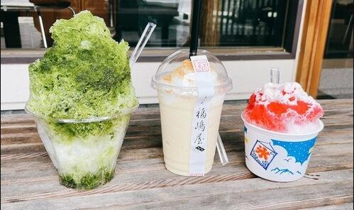 群馬県伊勢崎市 玉村町 かき氷 おすすめ 口コミ 人気